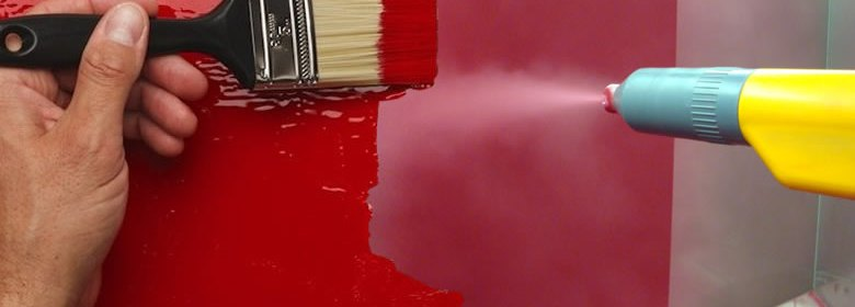 Powder coating vs paint