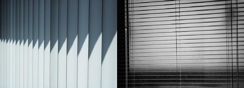 Vertical vs Venetian blinds