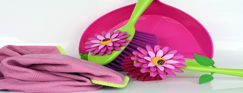12 tips for an easier spring clean