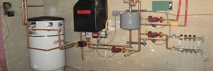 replacing hot water system