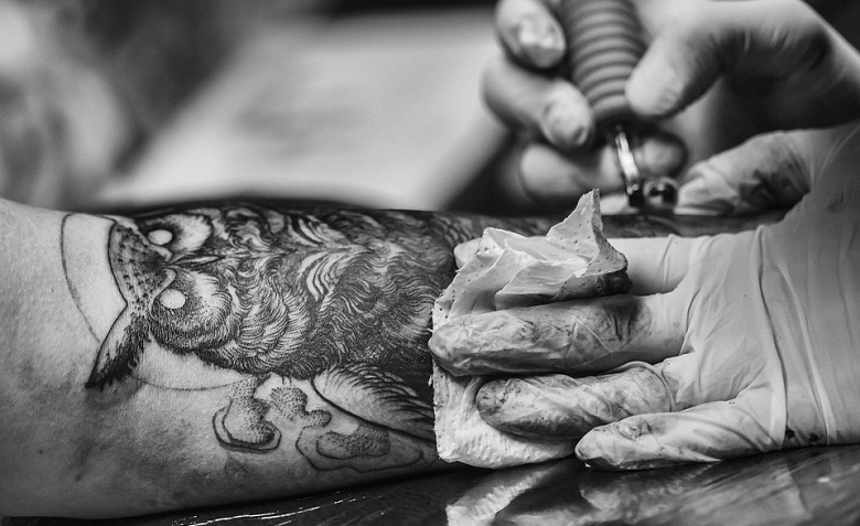 Tattoo Studio Melbourne